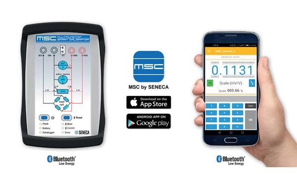 MSC a mobilní zařízení s android