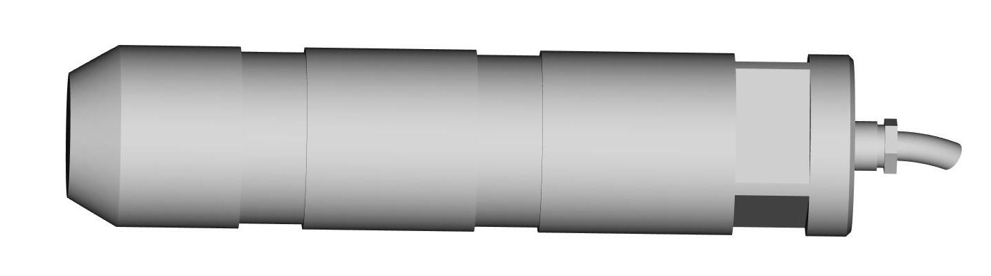 čepový snímač PINZ-1228 jiný pohled